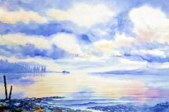 09.1- Wolken, Wasser und Weite