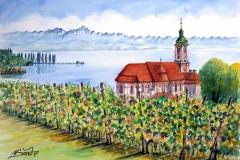 Kopie (1) von Basilika Birnau am Bodensee