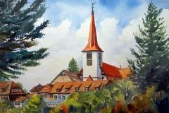 22-Kirche Schonach - Schwarzwald