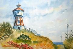23-Langeooger Wasserturm-1