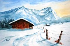 35-Zugspitze mit Alpspitz