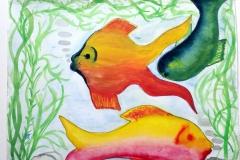 Schöne Fische
