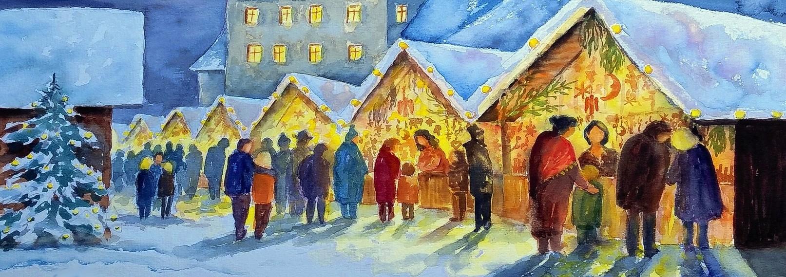 08-Weihnachtsmarkt-Schloss Salem