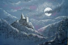 12.2-Burg Berwartstein im Mondlicht