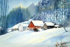 Alter-Hof-im-Schnee